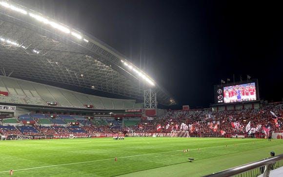天皇杯 JFA 第99回全日本サッカー選手権大会 4回戦 埼玉スタジアム2002 Honda FC戦