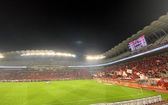 2019 Jリーグ 第30節 県立カシマサッカースタジアム アウェー 鹿島アントラーズ戦