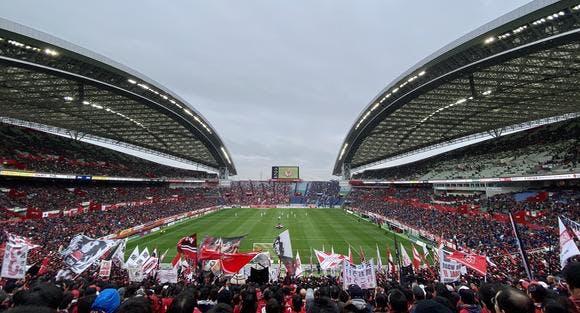 2019 Jリーグ 第34節(最終節) 埼玉スタジアム2002 ガンバ大阪戦