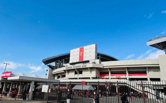 2020 Jリーグ 第34節 埼玉スタジアム2002 コンサドーレ札幌戦(2020年最終節)